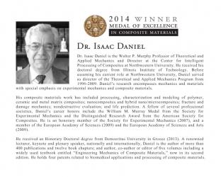 2014 - Dr. Isaac Daniel